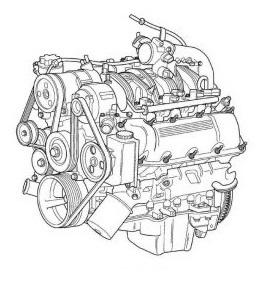 ¿Qué significan las especificaciones técnicas del motor de tu Murano?