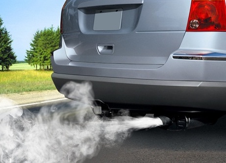 Exhaust smoke and its colors on an Eos: causes and severity