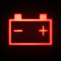 luz de bateria Explorer