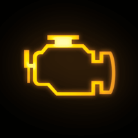 Luz de check engine