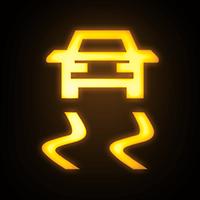 Luz de control de estabilidad y tracción Cruze