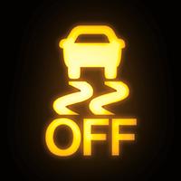 Luz de control de tracción desactivado Explorer
